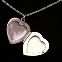 Relicario corazon