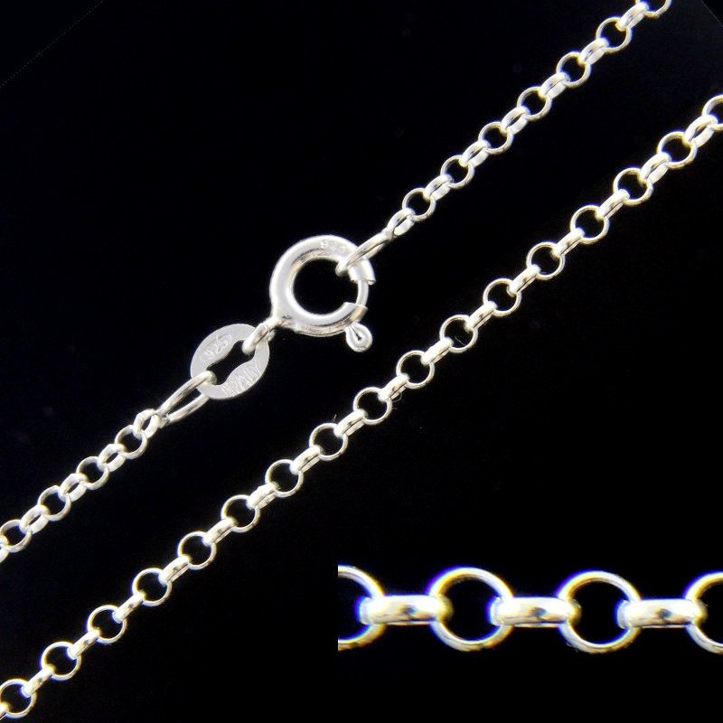 rolo catena argento