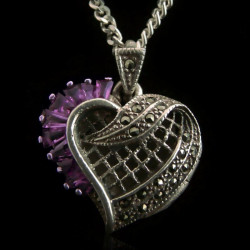 "Locket Pendant ""Empress..."