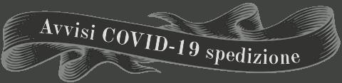 Avvisi nel servizio di spedizione COVID-19